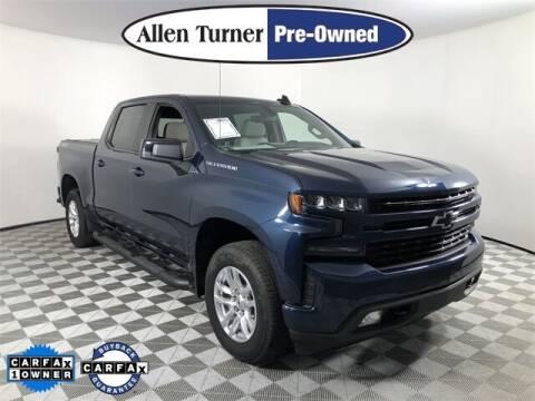 2019 Chevrolet Silverado 1500 for sale at Allen Turner Hyundai in Pensacola FL