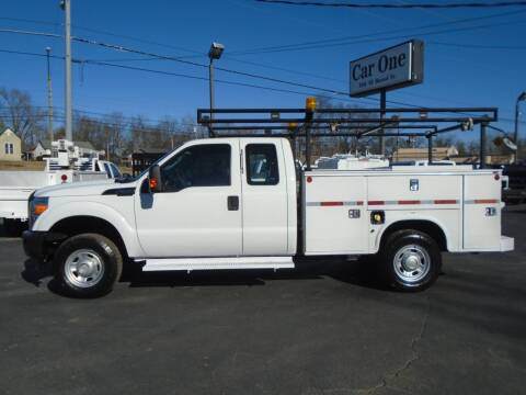 2012 Ford F-350 Super Duty for sale at Car One in Murfreesboro TN