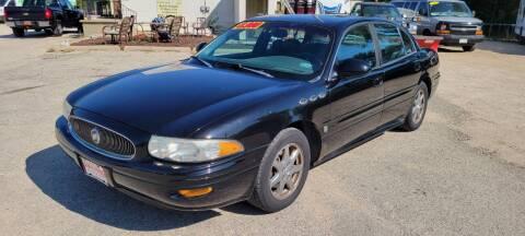 2004 Buick LeSabre for sale at AMAZING AUTO SALES in Marengo IL