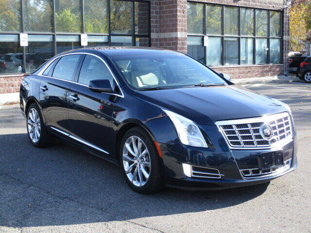 2013 Cadillac XTS for sale at SOUTHFIELD QUALITY CARS in Detroit MI