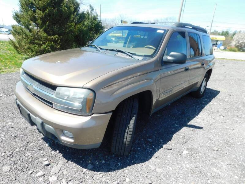 2003 Chevrolet TrailBlazer for sale at Safeway Auto Sales in Indianapolis IN