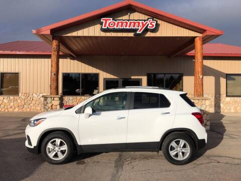 2019 Chevrolet Trax for sale at Tommy's Car Lot in Chadron NE