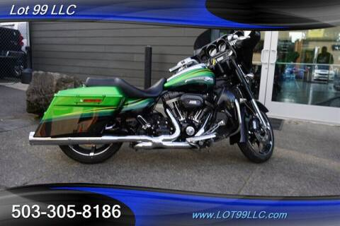 2011 Harley-Davidson FLHXSE for sale at LOT 99 LLC in Milwaukie OR