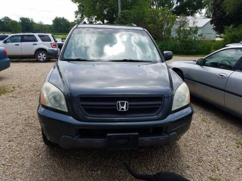 2004 Honda Pilot for sale at Craig Auto Sales in Omro WI