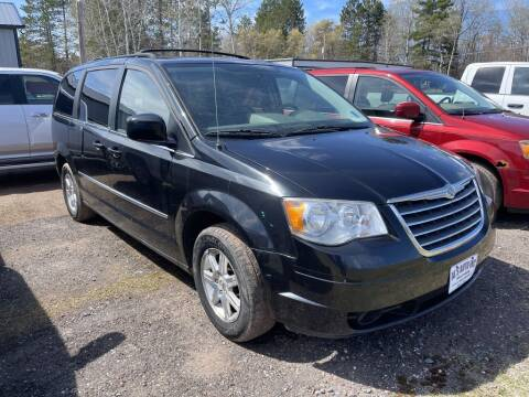 2010 Chrysler Town and Country for sale at Al's Auto Inc. in Bruce Crossing MI