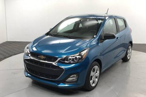 2020 Chevrolet Spark for sale at Stephen Wade Pre-Owned Supercenter in Saint George UT
