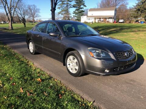 2006 Nissan Altima for sale at ARS Affordable Auto in Norristown PA