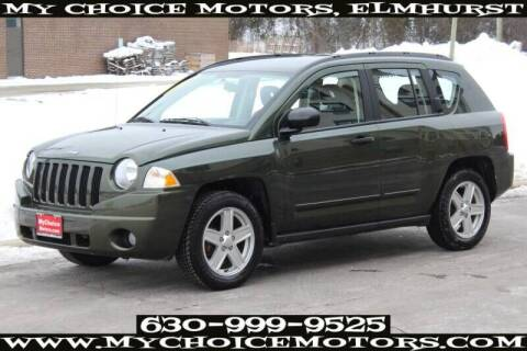 2008 Jeep Compass for sale at My Choice Motors Elmhurst in Elmhurst IL
