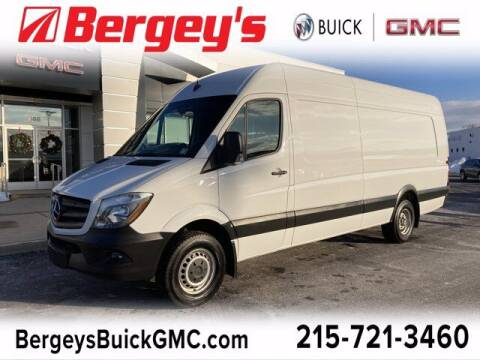 2017 Mercedes-Benz Sprinter Cargo for sale at Bergey's Buick GMC in Souderton PA