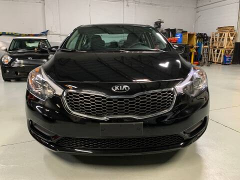 2016 Kia Forte for sale at GROUP AUTO IMPORT & EXPORT in Newark NJ