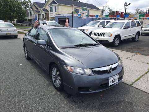 2009 Honda Civic for sale at K & S Motors Corp in Linden NJ