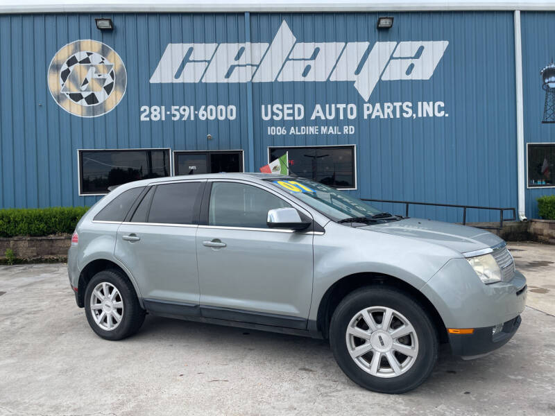 2007 Lincoln MKX for sale at CELAYA AUTO SALES INC in Houston TX