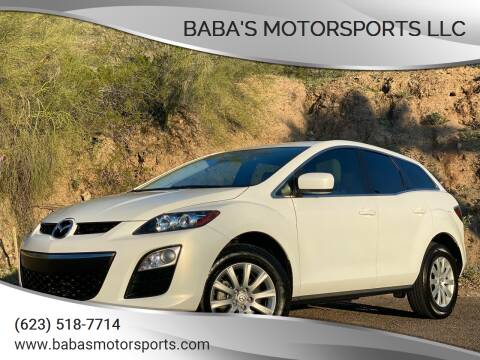 2011 Mazda CX-7 for sale at Baba's Motorsports, LLC in Phoenix AZ