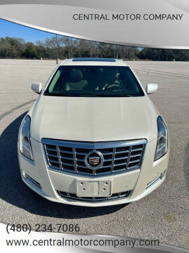 2013 Cadillac XTS for sale at Central Motor Company in Austin TX