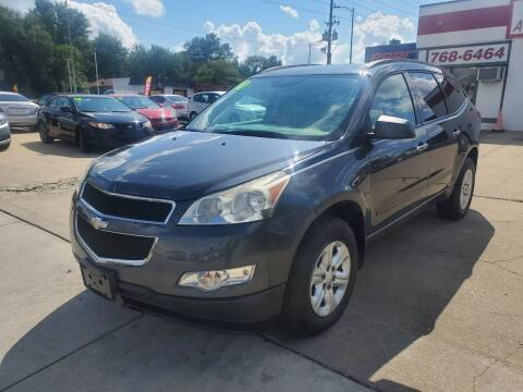 2010 Chevrolet Traverse for sale at Quallys Auto Sales in Olathe KS