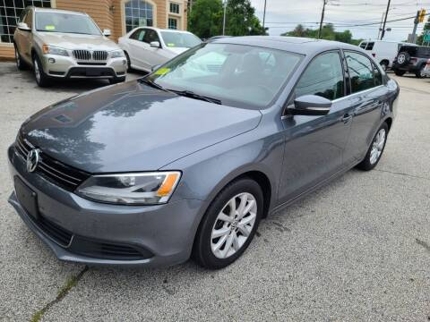 2014 Volkswagen Jetta for sale at Car and Truck Exchange, Inc. in Rowley MA