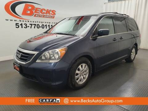 2009 Honda Odyssey for sale at Becks Auto Group in Mason OH