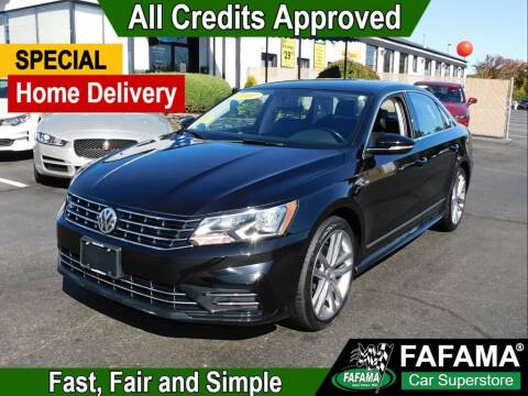 2017 Volkswagen Passat for sale at FAFAMA AUTO SALES Inc in Milford MA