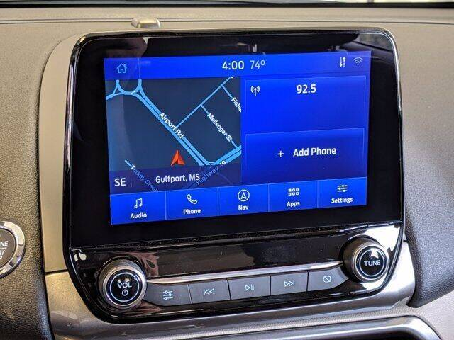 2020 Ford EcoSport SE 4dr Crossover - Gulfport MS