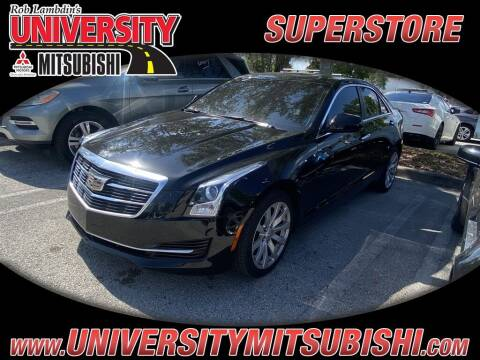 2017 Cadillac ATS for sale at FLORIDA DIESEL CENTER in Davie FL