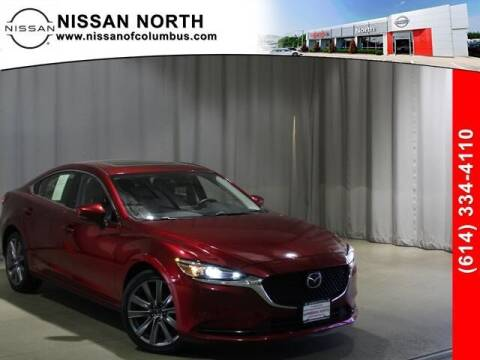 2018 Mazda MAZDA6 for sale at Auto Center of Columbus in Columbus OH