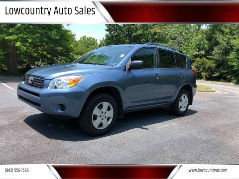 2006 Toyota RAV4 for sale at Lowcountry Auto Sales in Charleston SC