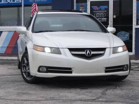 2007 Acura TL for sale at VIP AUTO ENTERPRISE INC. in Orlando FL