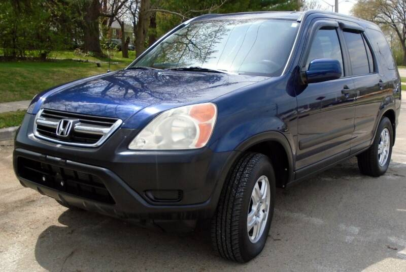 2004 Honda CR-V for sale at Waukeshas Best Used Cars in Waukesha WI