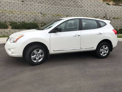 2011 Nissan Rogue for sale at CALIFORNIA AUTO GROUP in San Diego CA