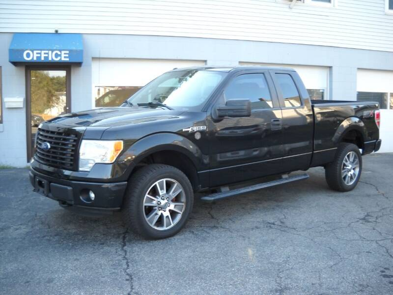 2014 Ford F-150 for sale at Best Wheels Imports in Johnston RI