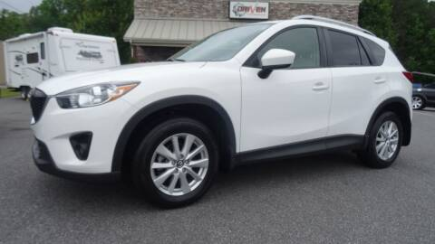 2014 Mazda CX-5 for sale at Driven Pre-Owned in Lenoir NC