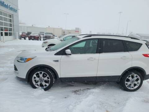 2014 Ford Escape for sale at Sharp Automotive in Watertown SD