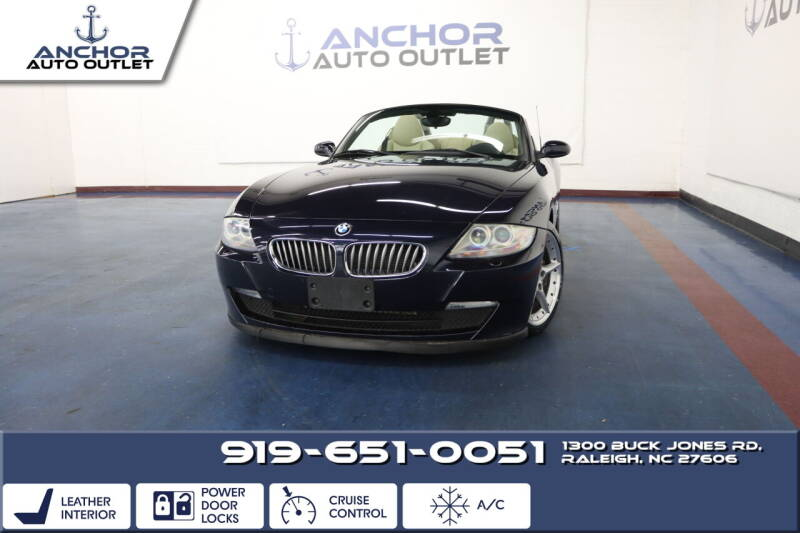 2007 BMW Z4 for sale in Raleigh, NC