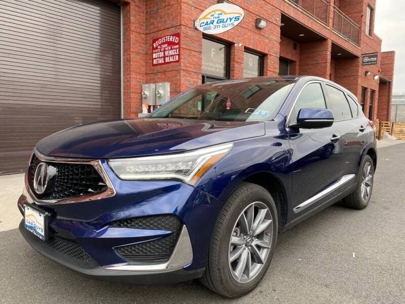 2019 Acura RDX for sale at The Car Guys in Staten Island NY