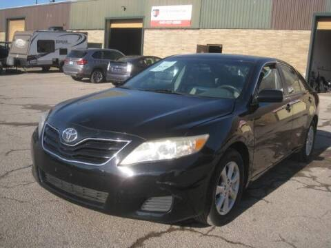 2011 Toyota Camry for sale at ELITE AUTOMOTIVE in Euclid OH