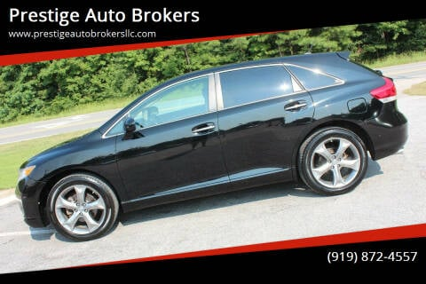 2010 Toyota Venza for sale at Prestige Auto Brokers in Raleigh NC