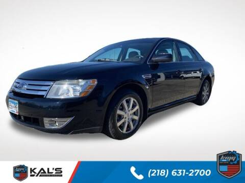 2008 Ford Taurus for sale at Kal's Kars in Wadena MN