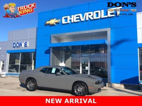 2017 Dodge Challenger for sale at DON'S CHEVY, BUICK-GMC & CADILLAC in Wauseon OH