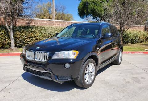 2014 BMW X3 for sale at International Auto Sales in Garland TX