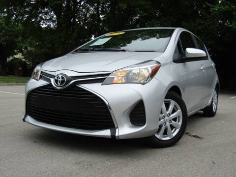 2015 Toyota Yaris for sale at A & A IMPORTS OF TN in Madison TN