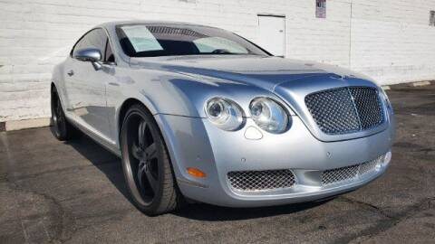 2005 Bentley Continental for sale at ADVANTAGE AUTO SALES INC in Bell CA