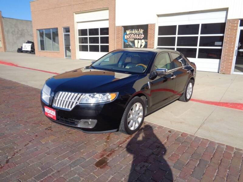 2012 Lincoln MKZ for sale at Rediger Automotive in Milford NE