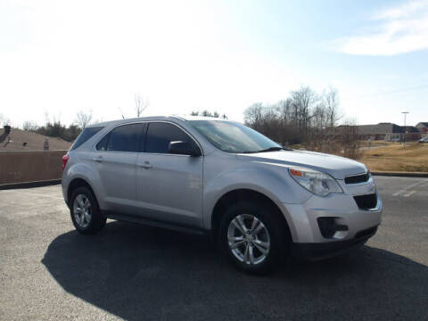 2011 Chevrolet Equinox for sale at TAPP MOTORS INC in Owensboro KY