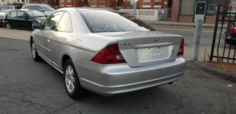 2003 Honda Civic EX 2dr Coupe - Roxbury MA