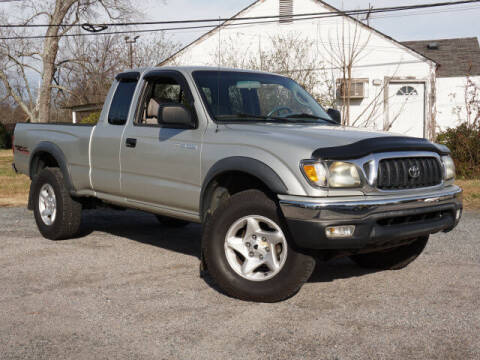 2004 Toyota Tacoma for sale at Auto Mart in Kannapolis NC
