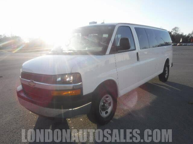 2014 Chevrolet Express Passenger for sale at London Auto Sales LLC in London KY