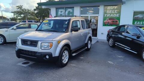 2006 Honda Element for sale at BC Motors PSL in West Palm Beach FL