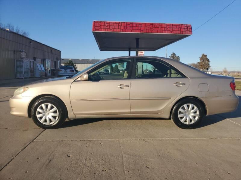 2006 Toyota Camry for sale at Dakota Auto Inc. in Dakota City NE