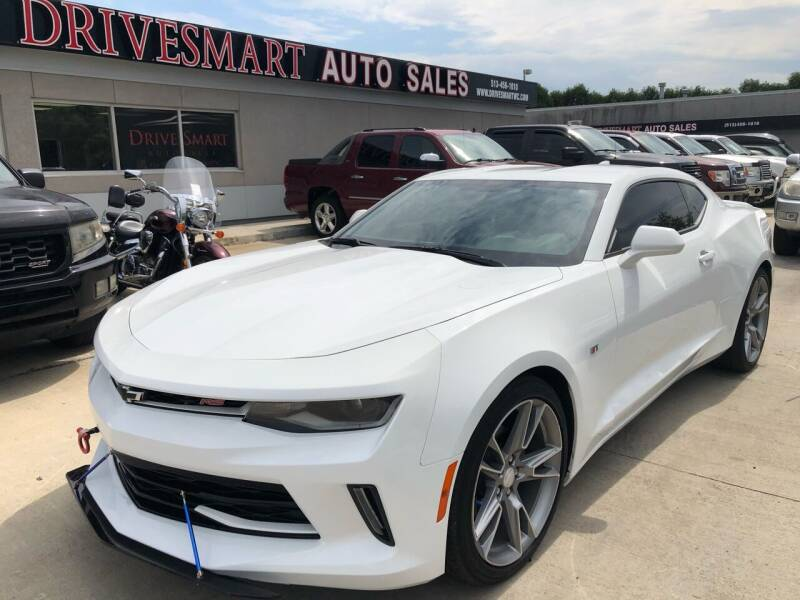 2018 Chevrolet Camaro for sale at DriveSmart Auto Sales in West Chester OH