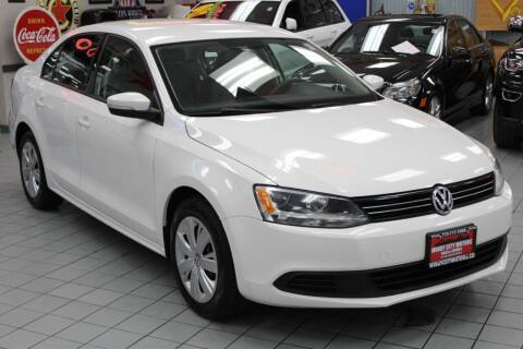 2014 Volkswagen Jetta for sale at Windy City Motors in Chicago IL